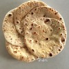 Bhakri - Indian Unleavened Sorghum Flour Flatbread
