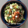 Vegan Quinoa & Vegetable 'Not' Fried 'Not' Rice!