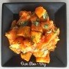 Dry Sweet Potato Dum Aloo (Airfryer Recipe)