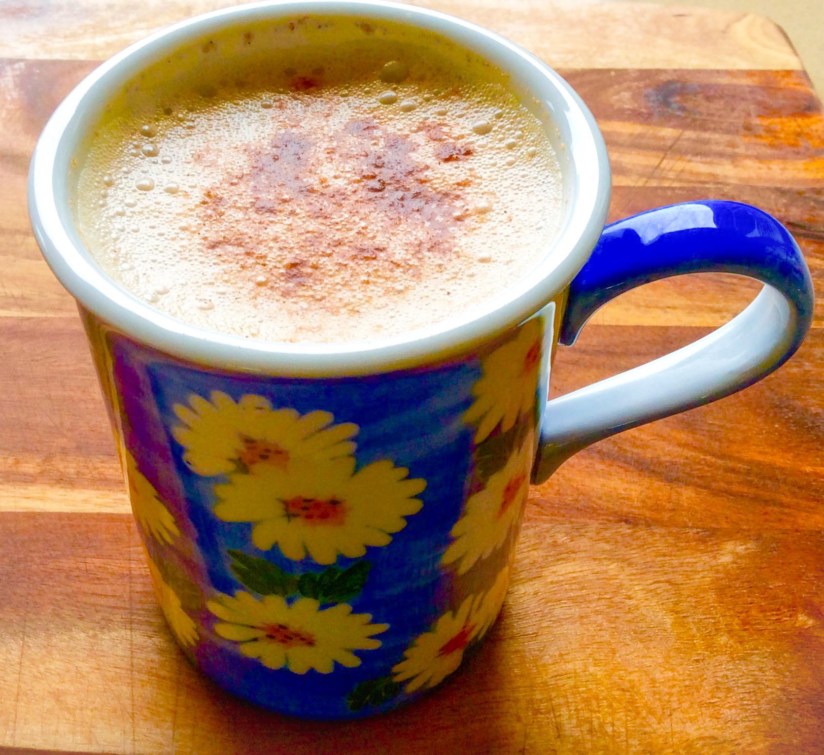 Photo of Vegan Chai Latte