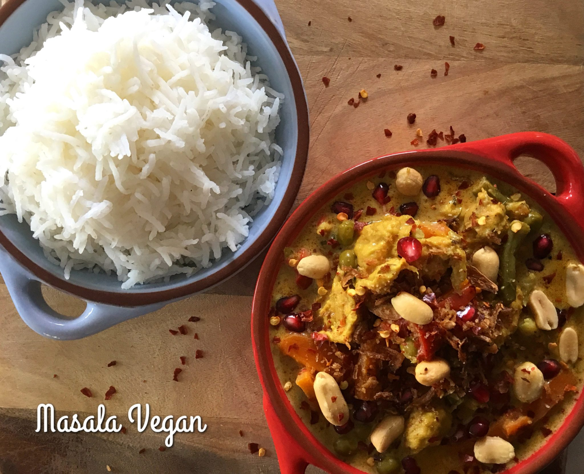 Vegan Thai Curry, Glutenfree