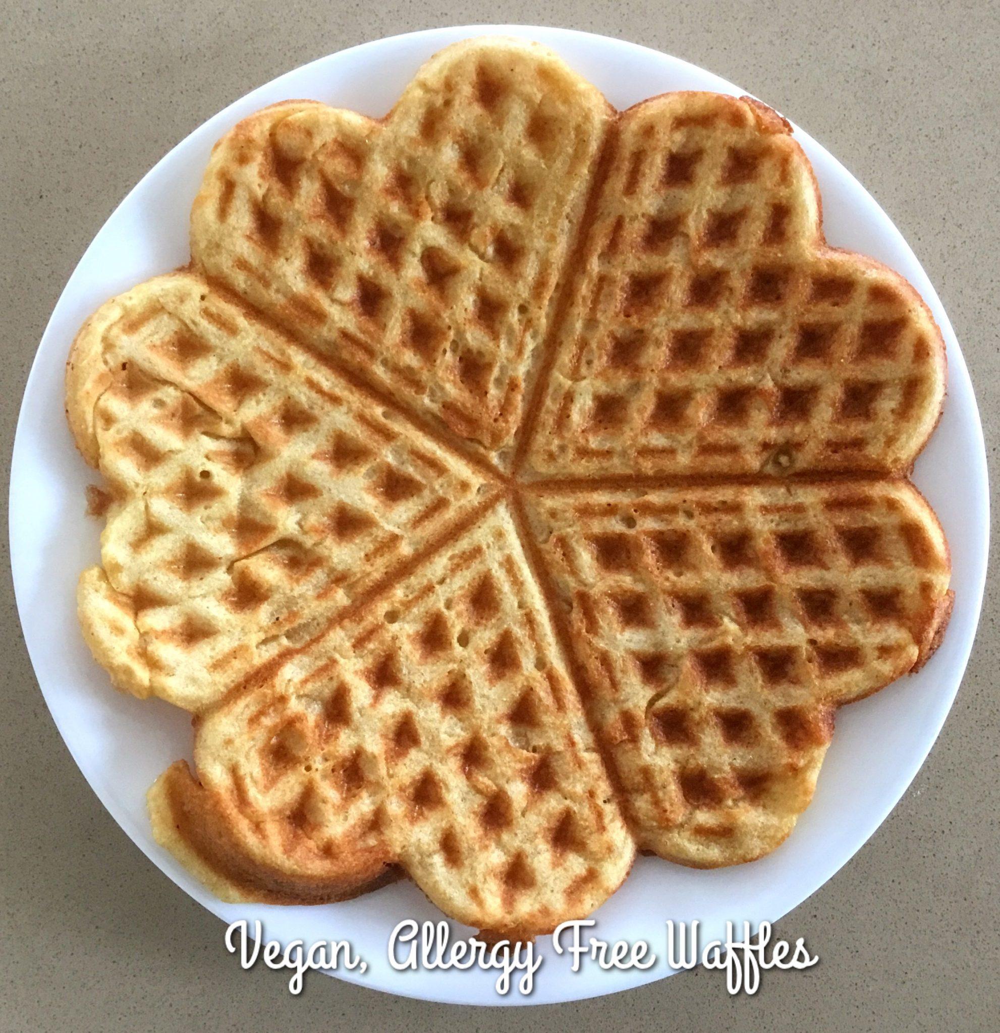 Gluten & Sugar Free Waffles