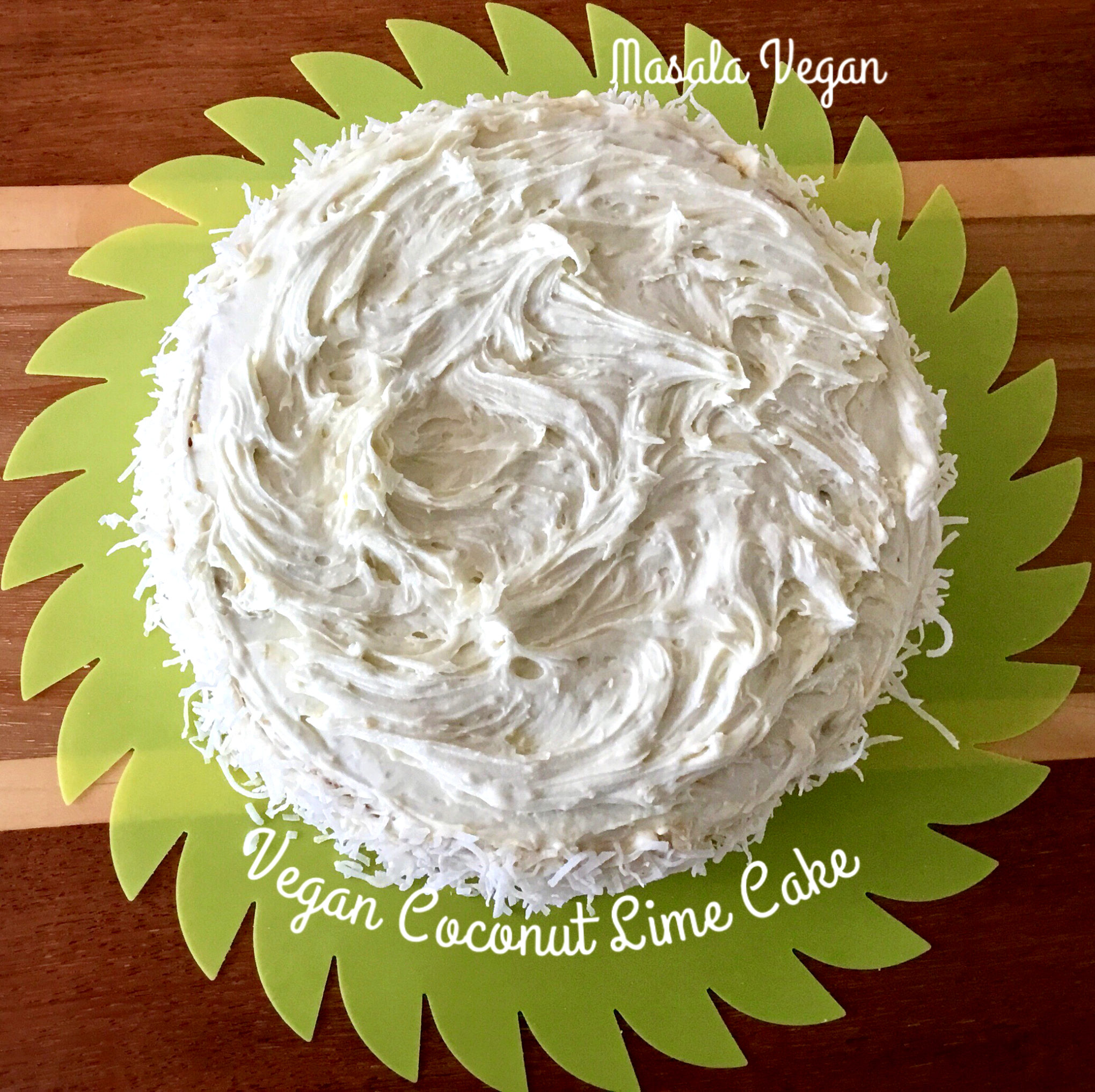 Photo of Easiest Ever Coconut Lime Cake