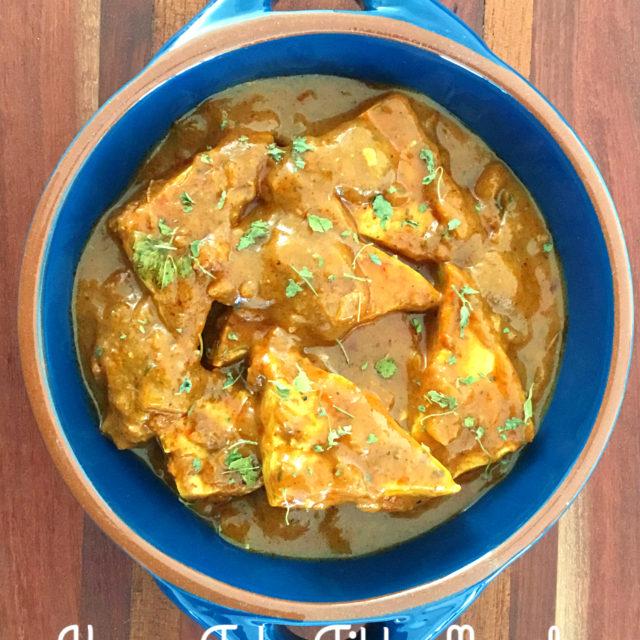 Photo of Vegan Tofu Tikka Masala